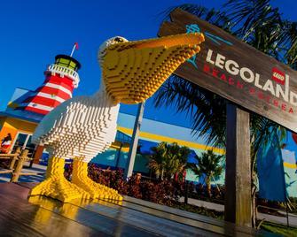 LEGOLAND Florida Resort - Winter Haven - Будівля