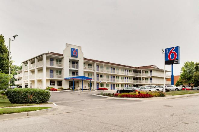 Motel 6 Baltimore - BWI Airport - Linthicum Heights - Gebäude