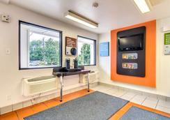 Motel 6 Baltimore - BWI Airport - Linthicum Heights - Lobby