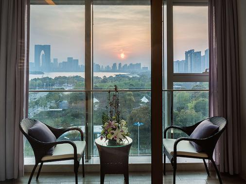 Novotel Suzhou Sip - Suzhou - Μπαλκόνι