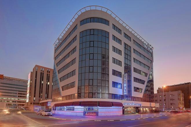 尼哈爾飯店 - 杜拜 - 建築