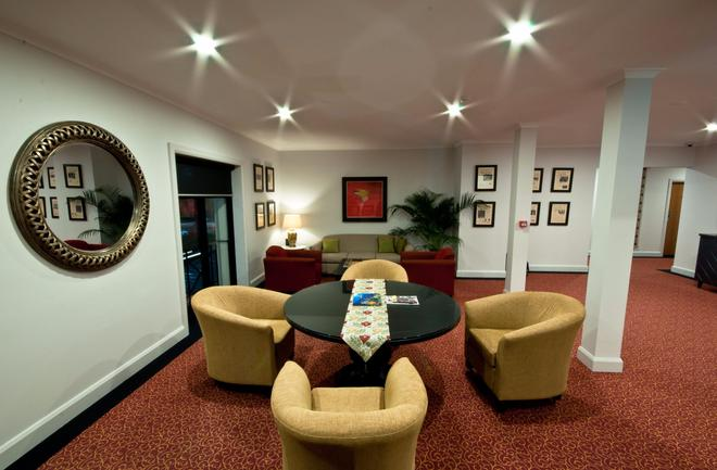 The Abbott Boutique Hotel - Cairns - Sala de estar