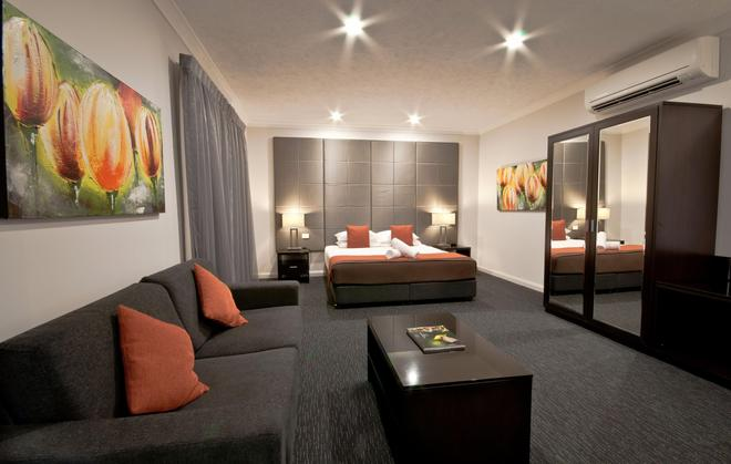 The Abbott Boutique Hotel - Cairns - Κρεβατοκάμαρα