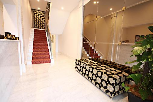 The Abbott Boutique Hotel - Cairns - Stairs