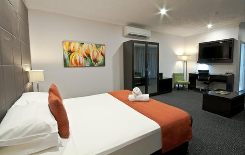 The Abbott Boutique Hotel - Cairns - Schlafzimmer