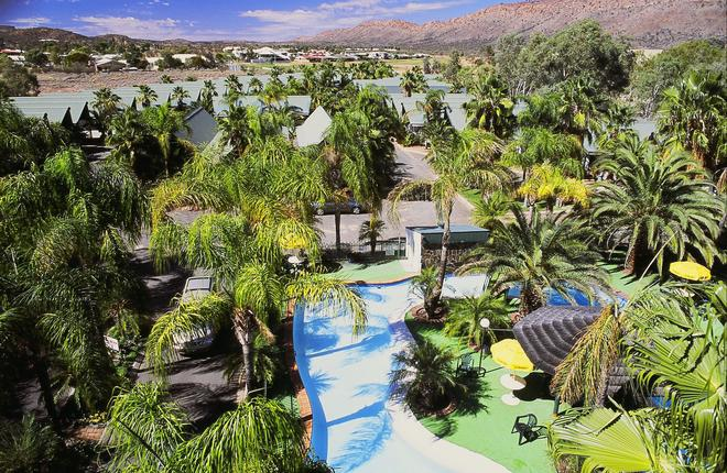 Desert Palms Alice Springs - Alice Springs - Gebäude