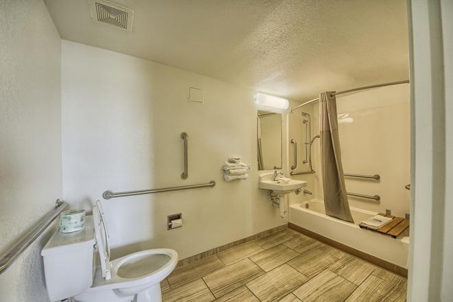Motel 6 San Antonio Nw-Medical Cntr - San Antonio - Bathroom