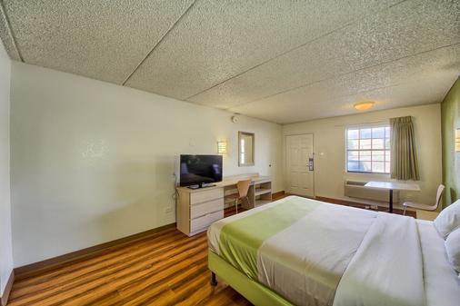 Motel 6 San Antonio Nw-Medical Cntr - San Antonio - Bedroom