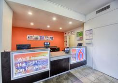 Motel 6 San Antonio Nw-Medical Cntr - San Antonio - Lobby