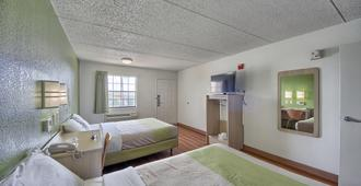 Motel 6-San Antonio, Tx - Northwest Medical Center - San Antonio - Bedroom