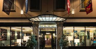 Hotel Rotary Geneva - MGallery - Genève - Byggnad