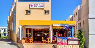 Paul-Marie Hotel Apartments - Ayia Napa - Building
