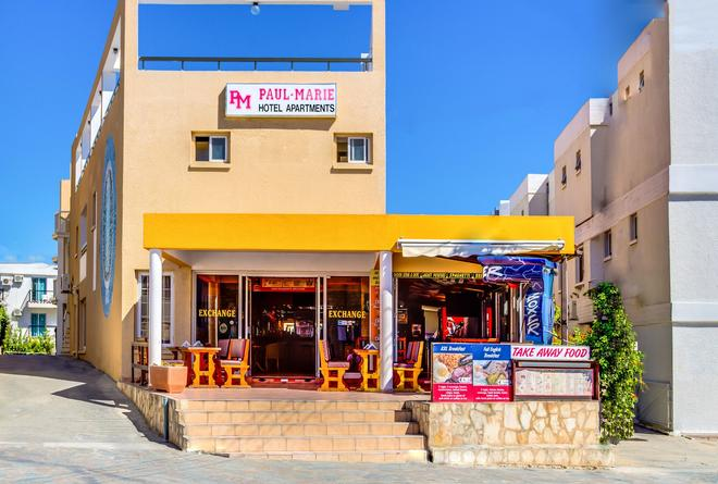 Paul-Marie Hotel Apartments - Ayia Napa - Rakennus