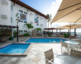Hotel Costeiro - Olinda - Zwembad
