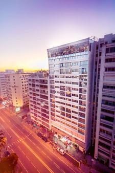 Idou Anfa Hotel - Casablanca - Toà nhà