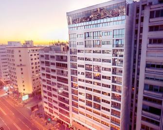 Idou Anfa Hotel - Casablanca - Gebouw