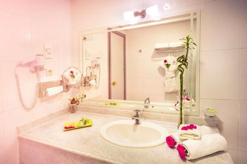 Idou Anfa Hotel - Casablanca - Phòng tắm