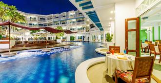 Andaman Seaview Hotel - Karon - Piscine
