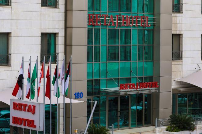 Retaj Hotel - Amman - Toà nhà