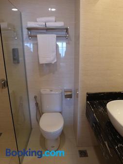 Hotel Metro at KL Sentral - Kuala Lumpur - Phòng tắm