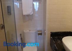 Hotel Metro at KL Sentral - Kuala Lumpur - Bathroom