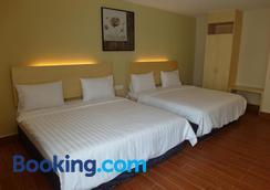Hotel Metro at KL Sentral - Kuala Lumpur - Bedroom