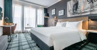 Radisson Blu Hotel, Hannover - האנובר - חדר שינה