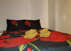 Netanya Motel Pierre - Netanya - Makuuhuone
