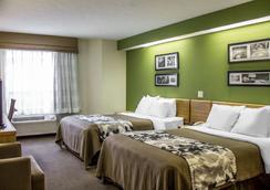 Sleep Inn - Bolivar - Bedroom