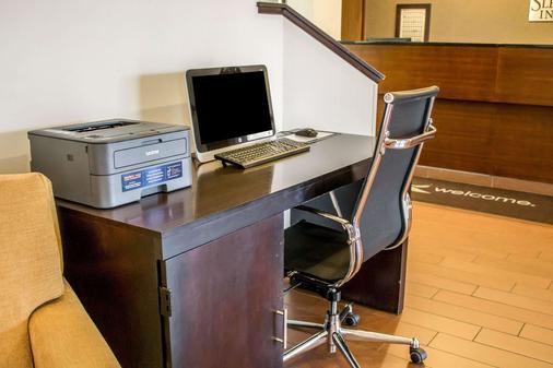 Sleep Inn - Bolivar - Business center