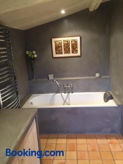 Le Vieux Logis de la Galocherie - L'Oie - Bathroom