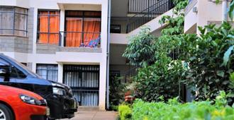 Grand homestay - Nairobi - Näkymät ulkona