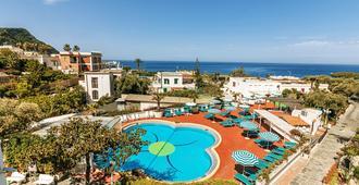 Hotel Galidon Thermal & Wellness Park - Forio - Bể bơi