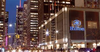 New York Hilton Midtown - New York - Rakennus