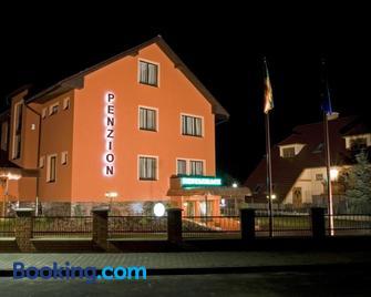 Penzion Aurooms - Vestec - Edificio