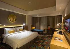 芝布布爾芝布特拉酒店 - 貝卡西 - 勿加泗 - 臥室