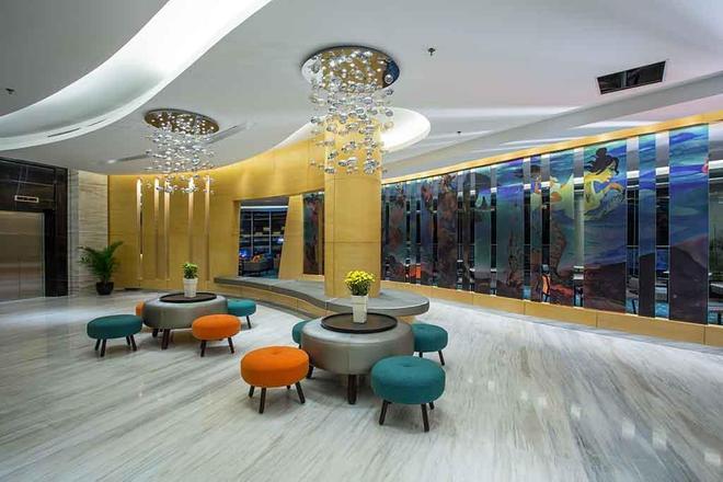 芝布布爾芝布特拉酒店 - 貝卡西 - 勿加泗 - 大廳