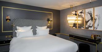 Snob Hotel by Elegancia - פריז - חדר שינה