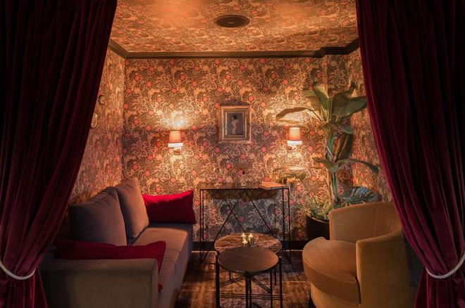 斯諾布艾力甘西亞酒店 - 巴黎 - 大廳