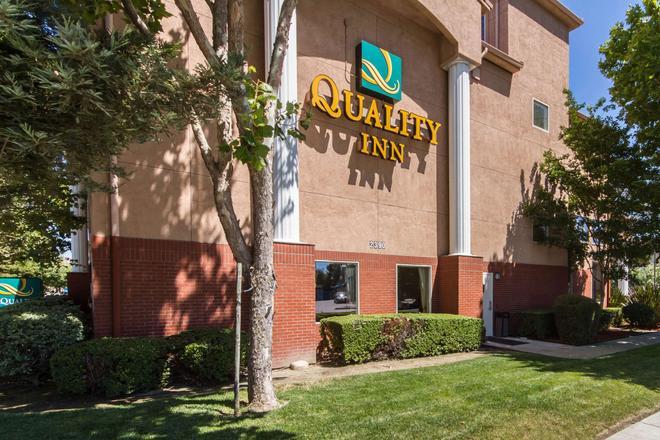 Quality Inn Silicon Valley - San Jose - Edificio