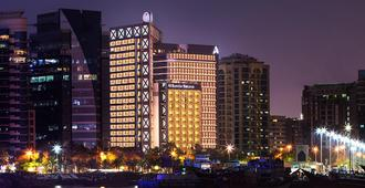 Al Bandar Rotana - Creek - Dubái - Edificio