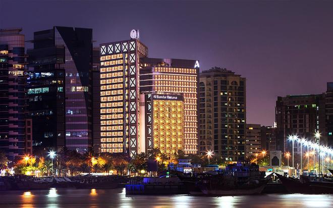 Al Bandar Rotana - Creek - Dubai - Toà nhà