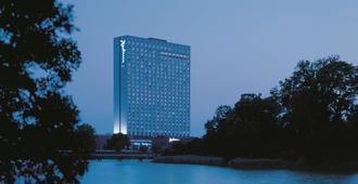 Radisson Blu Scandinavia Hotel, Copenhagen - Kööpenhamina - Rakennus