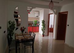 Joli Appartement 4 Chambres - Oujda - Essbereich