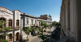 Happy House Hostel - Santiago - Cảnh ngoài trời