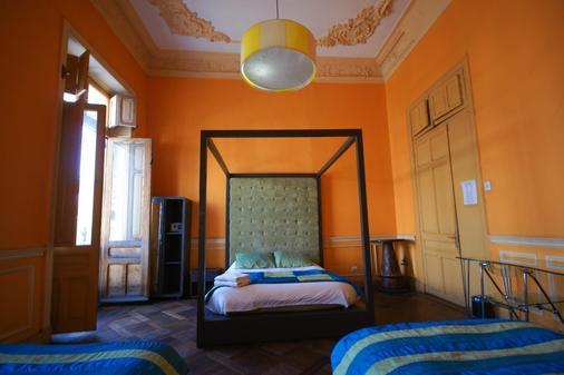 Happy House Hostel - Santiago - Bedroom