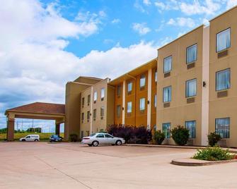 Comfort Suites Jackson-Cape Girardeau - Jackson - Gebäude