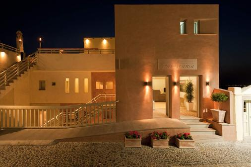 Panorama Boutique Hotel - Thera - Building