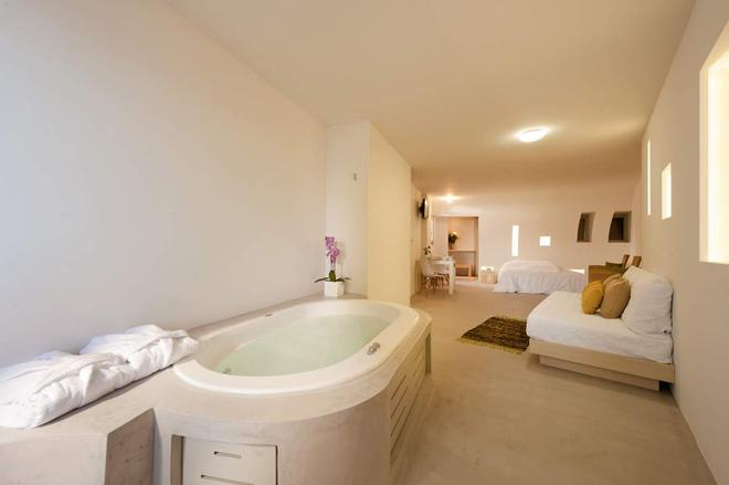Panorama Boutique Hotel - Fira - Bad