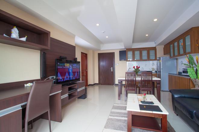 Sukhotai Resort Pattaya - Pattaya - Bedroom